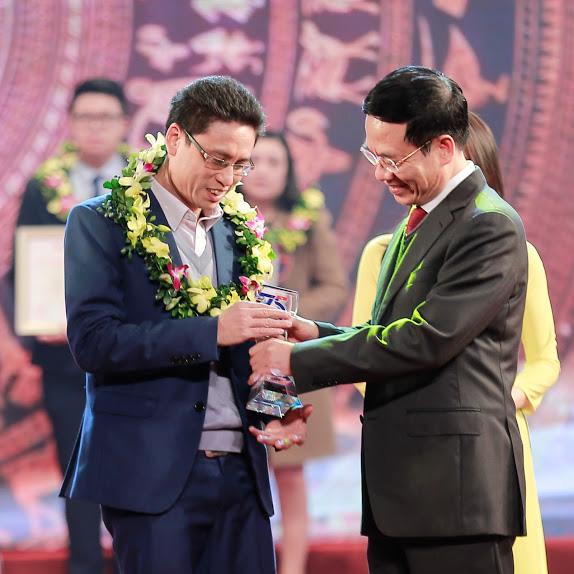 Báo điện tử Dân Việt đoạt Giải C Giải báo chí 75 năm Quốc hội Việt Nam - Ảnh 1.