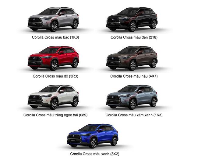 Toyota Corolla Cross chinh phục thị trường Việt, giá lăn bánh bao nhiêu? - Ảnh 4.