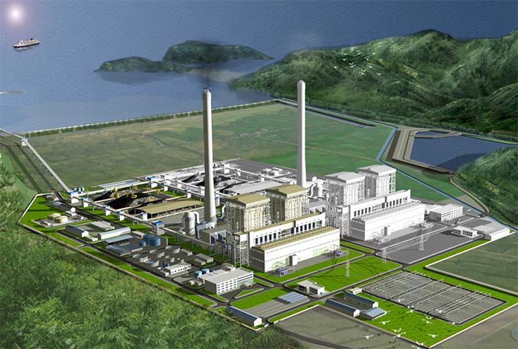 Ban Quản lý dự án Điện 2 (EVN) khắc phục nhiều khó khăn sẵn sàng khởi công nhiệt điện Quảng Trạch I  - Ảnh 3.