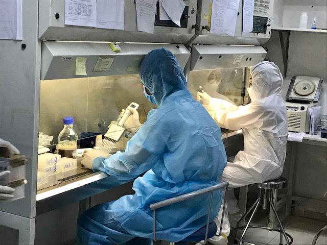 TP.HCM đối phó với biến thể virus SARS-CoV-2 - Ảnh 1.