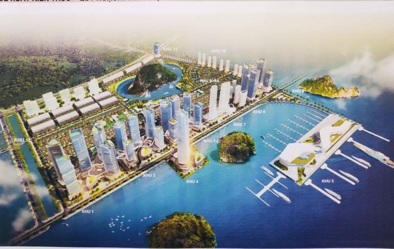 Quảng Ninh xây bến cảng cao cấp ở Vân Đồn - Ảnh 2.