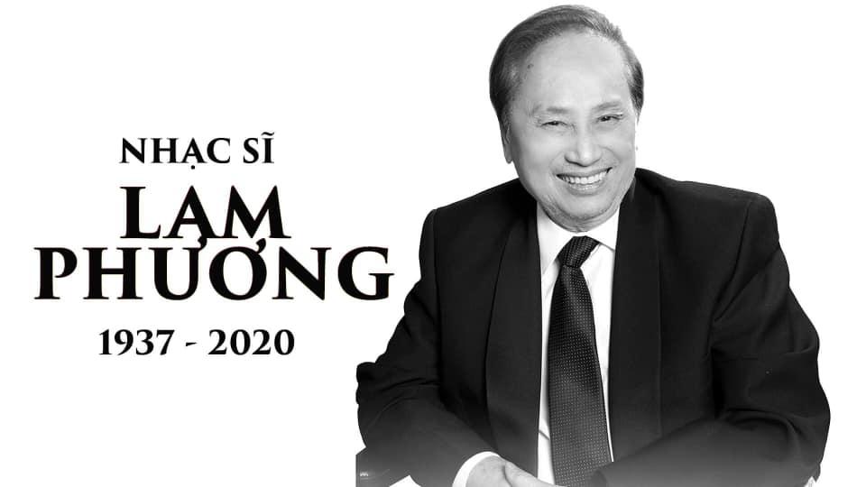 Phút cuối tiễn biệt nhạc sĩ Lam Phương khiến MC Kỳ Duyên nghẹn lòng, khán giả tiếc thương - Ảnh 1.