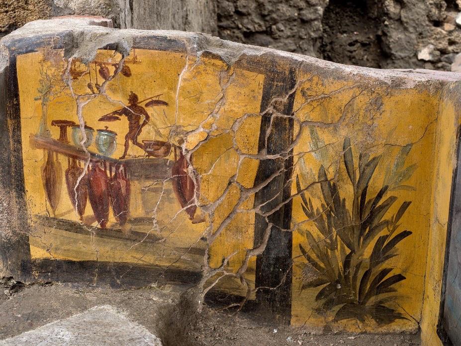 """""""Chấn động"""" thế giới: Tiệm ăn nhanh từ 2000 năm trước ở La Mã cổ đại với hài cốt bí ẩn bên trong - Ảnh 5."""