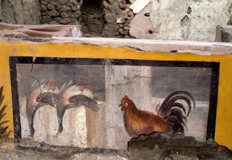 """""""Chấn động"""" thế giới: Tiệm ăn nhanh từ 2000 năm trước ở La Mã cổ đại với hài cốt bí ẩn bên trong - Ảnh 2."""