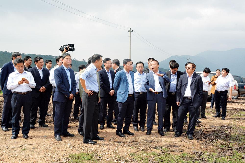 Ban Quản lý dự án Điện 2 (EVN) khắc phục nhiều khó khăn sẵn sàng khởi công nhiệt điện Quảng Trạch I  - Ảnh 2.