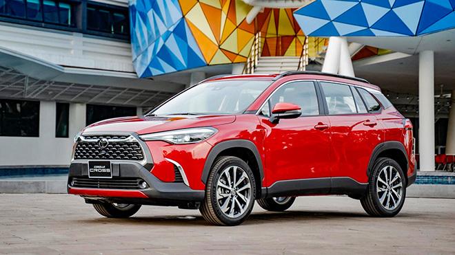 Toyota Corolla Cross chinh phục thị trường Việt, giá lăn bánh bao nhiêu? - Ảnh 1.