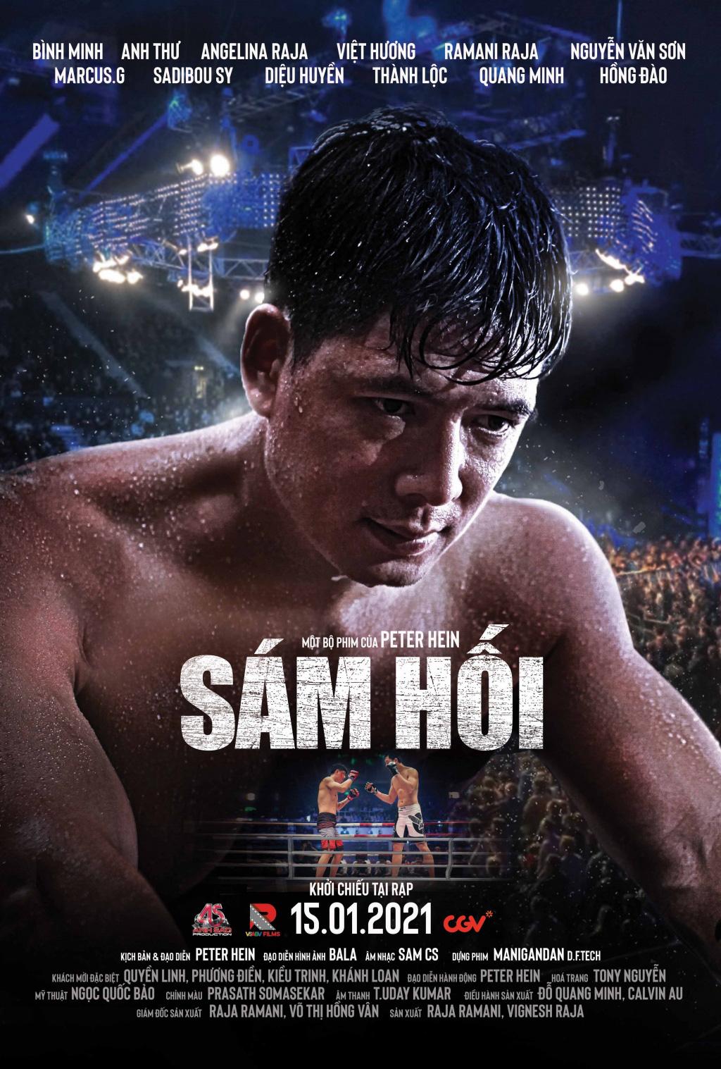 Bình Minh tái xuất đóng võ sĩ phim hành động triệu đô hợp tác với Bollywood - Ảnh 1.