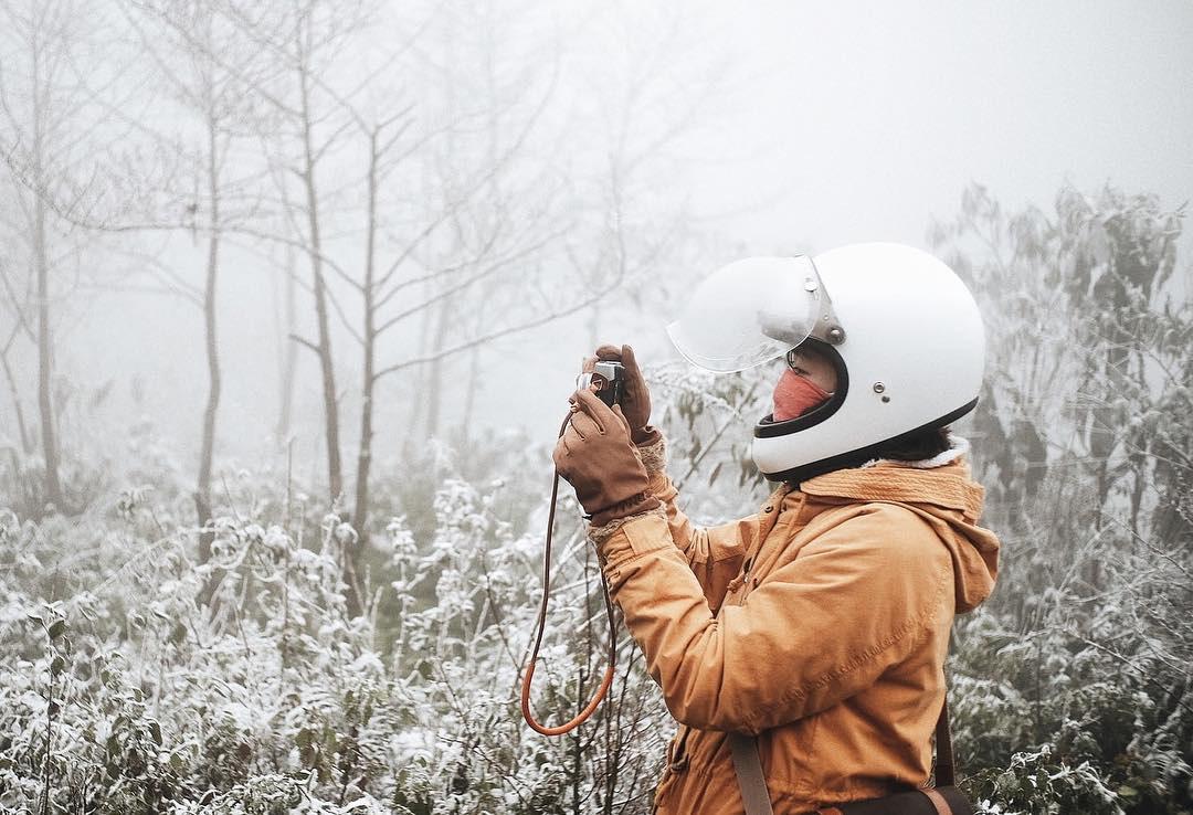 Ngày 7/1, không khí lạnh mạnh tràn về, lần đầu tiên chuyên gia cảnh báo vùng núi có tuyết   - Ảnh 2.
