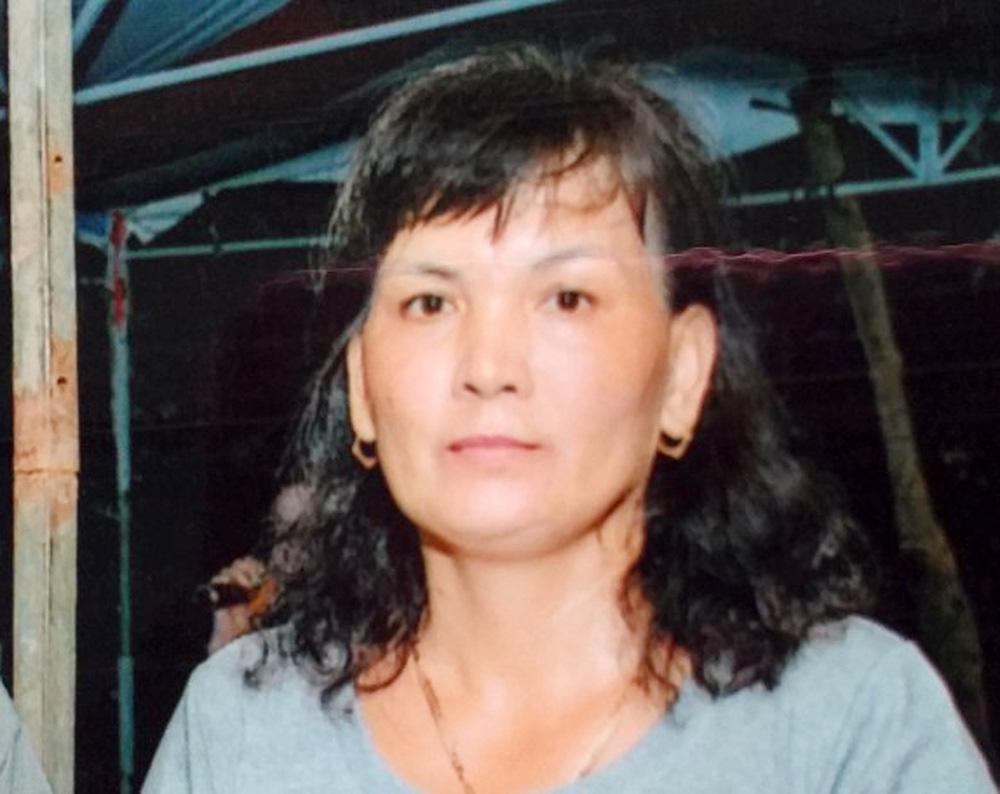 Người phụ nữ mất tích khi đi chùa - Ảnh 1.
