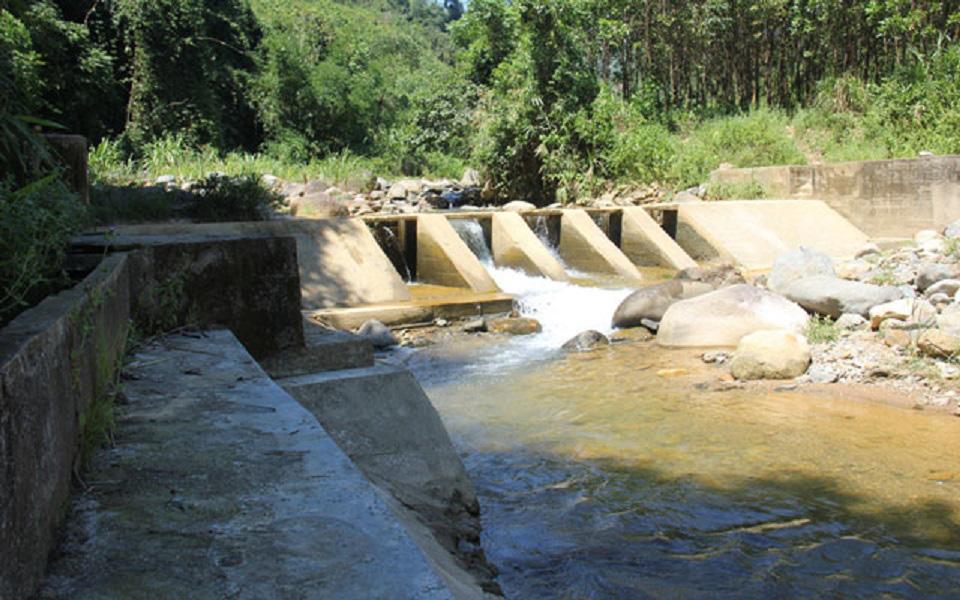 Quảng Nam: Thu hồi 4,1 tỉ đồng sai phạm từ các công trình thủy điện - Ảnh 1.