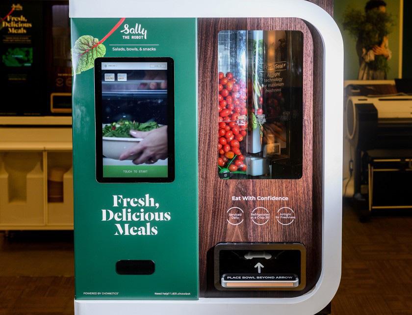Máy chế biến bữa ăn ngon, bổ, rẻ chỉ sau... 1 phút, đầu bếp chuyên nghiệp cũng phải chào thua - Ảnh 12.