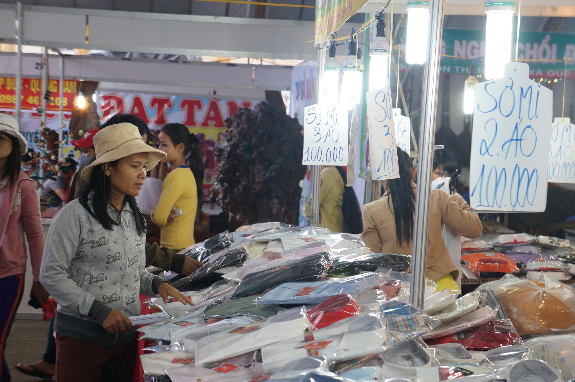 Hội chợ Xuân - OCOP Quảng Nam 2021 có 250 gian hàng - Ảnh 1.