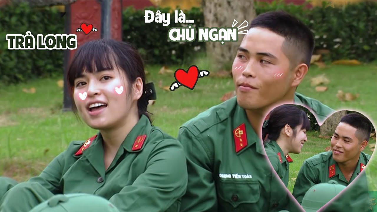 """Sau Mũi trưởng Nguyễn Việt Long, """"chú Ngạn"""" phiên bản quân ngũ khiến dân tình xao xuyến - Ảnh 1."""