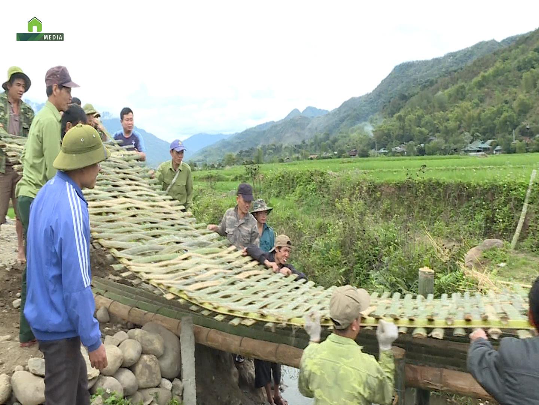 Điện Biên: Lay Nưa phấn đấu trở thành xã nông thôn mới (NTM) nâng cao - Ảnh 2.