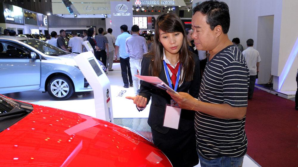 Giá ô tô giảm mạnh sau Tết Tân Sửu 2021 - Ảnh 2.