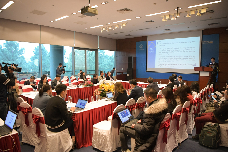 Công bố kết quả nghiên cứu đề tài khoa học về bất động sản trong nền kinh tế Việt Nam - Ảnh 4.