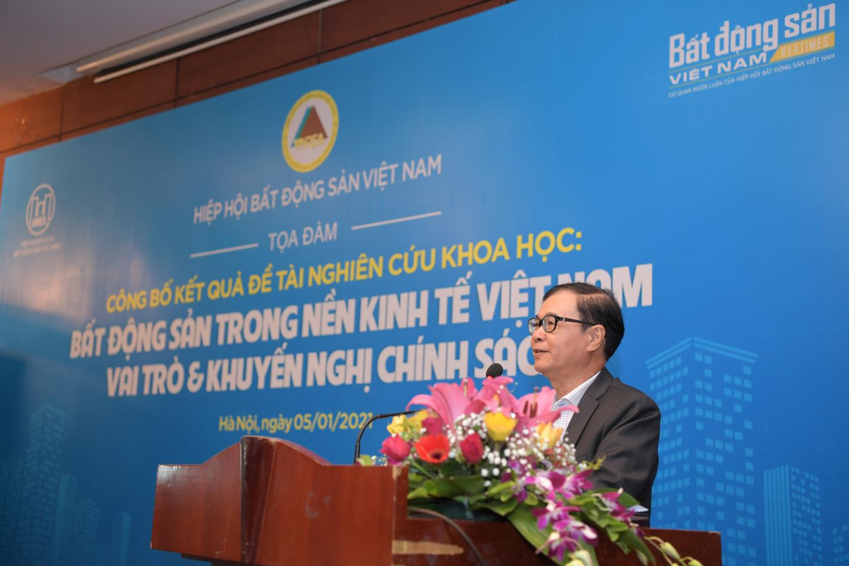 Công bố kết quả nghiên cứu đề tài khoa học về bất động sản trong nền kinh tế Việt Nam - Ảnh 2.