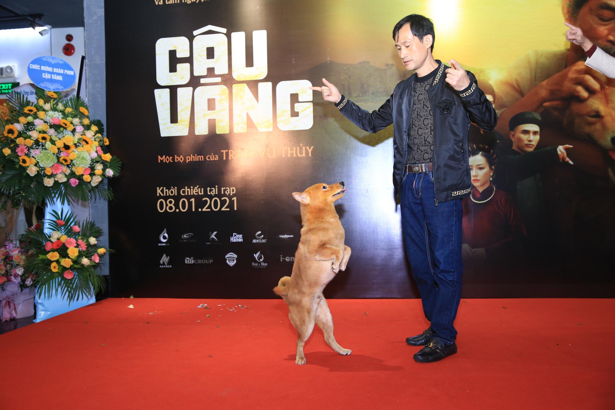 """Dàn diễn viên bắc nam đổ bộ tại buổi ra mắt """"Cậu Vàng"""" tại Hà Nội - Ảnh 5."""
