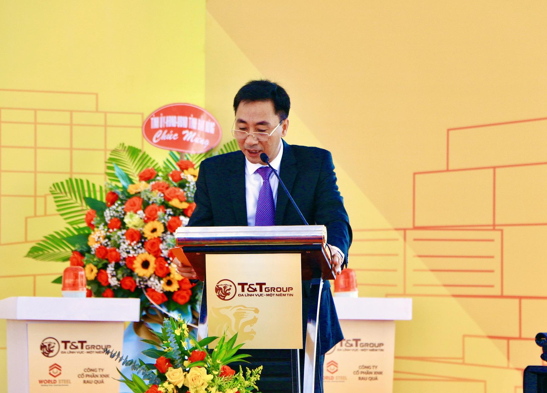 T&T Group khởi công xây dựng Trung tâm thương mại hiện đại tại Đắk Nông - Ảnh 2.