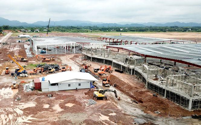 Thái Nguyên điều chỉnh quy hoạch phát triển các khu công nghiệp trên địa bàn - Ảnh 1.