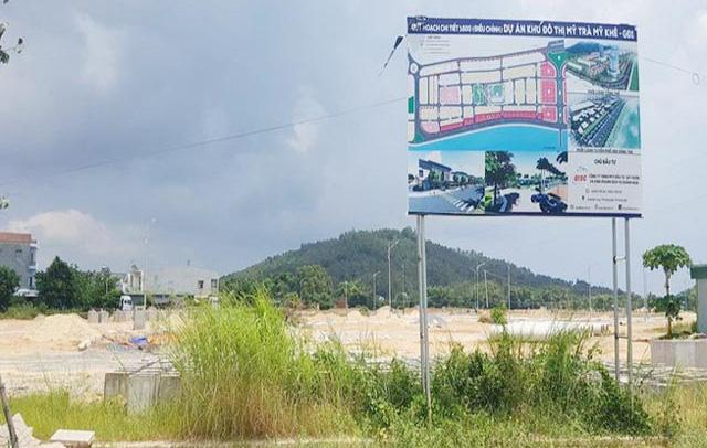 Quảng Ngãi: Những ý kiến trái chiều việc xóa sổ 296 dự án đầu tư và khu dân cư  - Ảnh 3.