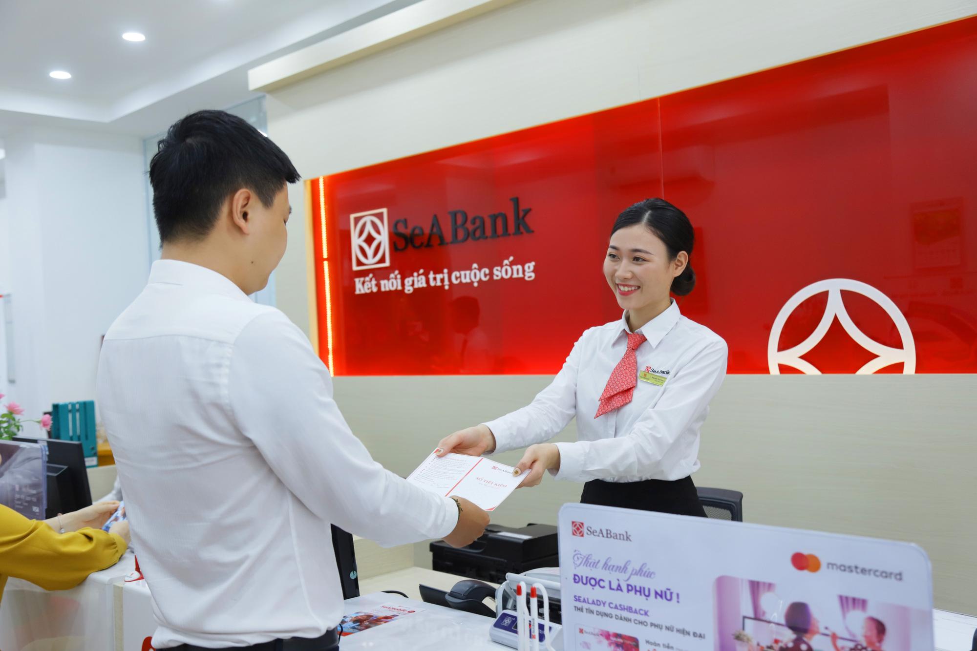 SeABank hoàn thành tăng vốn điều lệ lên gần 12.088 tỷ đồng, được chấp thuận niêm yết hơn 1,2 tỷ cổ phiếu trên HOSE - Ảnh 3.