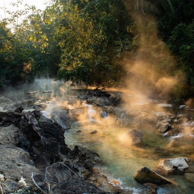 """Bí ẩn về dòng sông được mệnh danh là """"nóng bỏng"""" nhất TG, có thể luộc chín mọi sinh vật - Ảnh 4."""