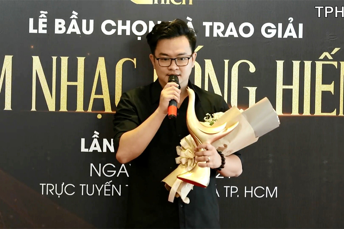 """Nhạc sĩ Nguyễn Minh Cường: """"Mong chiếc Cup giải thưởng Cống hiến đưa Hoài Lâm trở lại với âm nhạc"""" - Ảnh 2."""