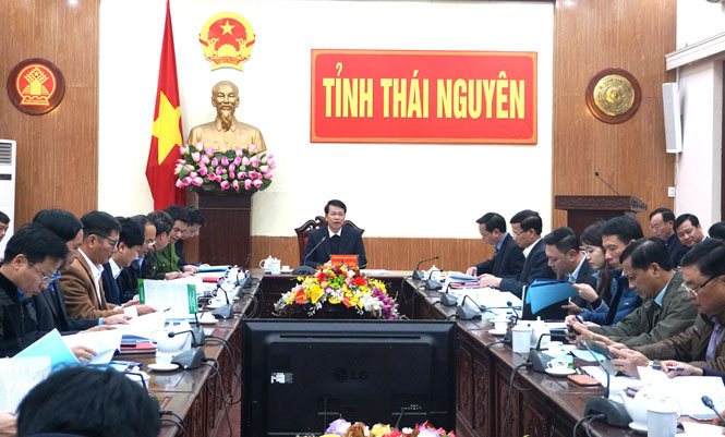 Thái Nguyên: Chú trọng xây dựng nông thôn mới phát triển toàn diện, bền vững - Ảnh 1.