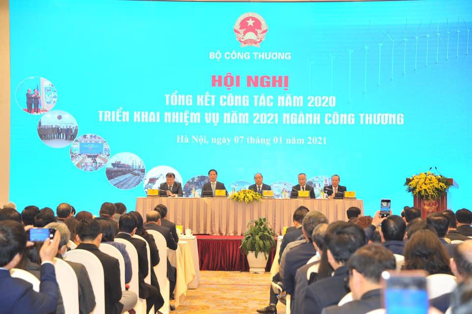 """Bộ trưởng Trần Tuấn Anh: """"Tình hình kinh tế thế giới năm 2021 sẽ tiếp tục diễn biến phức tạp"""" - Ảnh 2."""