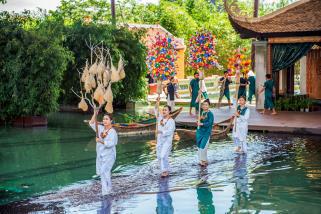 Kỳ nghỉ trọn gói du xuân từ Vinpearl và Bamboo Airways - Ảnh 6.