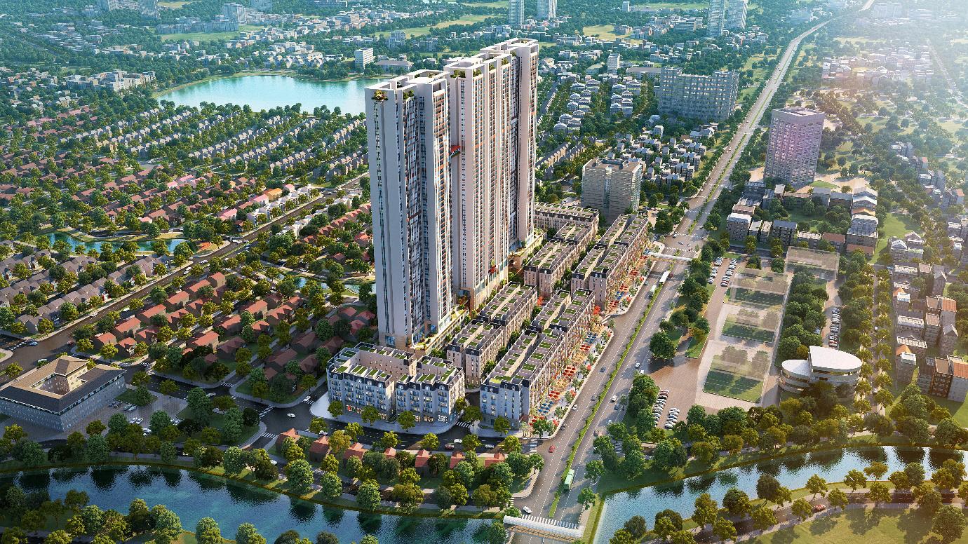 The Terra - An Hưng: Dự án giao dịch sôi động nhất phía Tây Hà Nội năm 2020 - Ảnh 1.