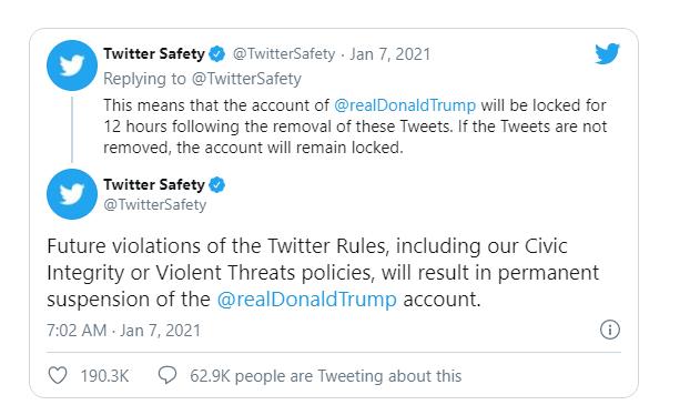 Nước Mỹ hỗn loạn vì biểu tỉnh, Facebook, Instagram và Twitter ra mắt chống đối ông Trump - Ảnh 2.