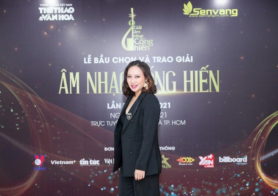 Giải thưởng Cống hiến 2021: Tùng Dương thắng lớn, Đen Vâu lần đầu được vinh danh - Ảnh 3.