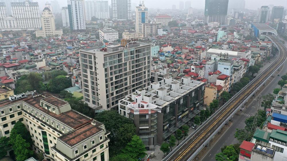 Giá nhà nội đô đắt đỏ, người trẻ chuộng nhà ngoại đô - Ảnh 3.