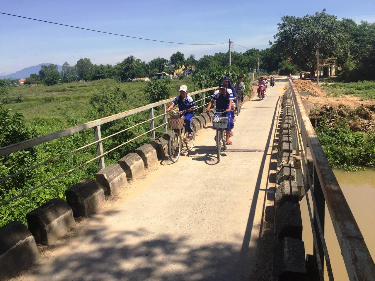 Kể chuyện làng: Cầu Hạt - Ảnh 1.