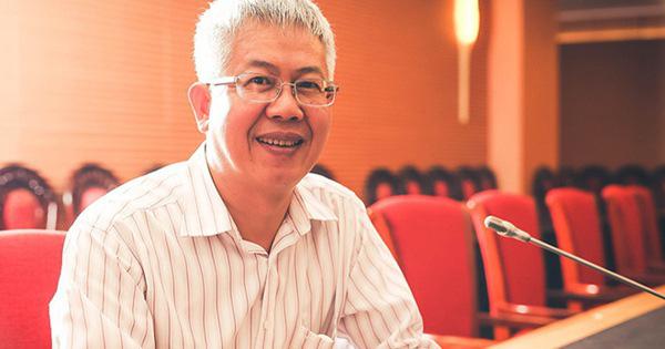 TS. Nguyễn Đức Kiên - Thành viên Tổ biên tập Văn kiện Đại hội Đảng (Ảnh: IT)