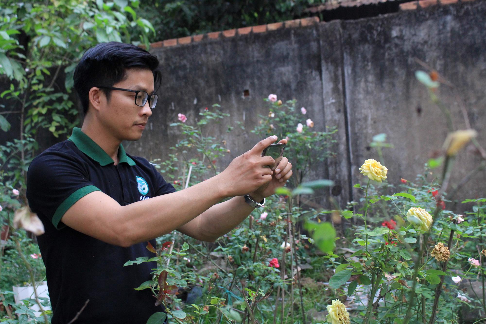 Đất trồng của chàng trai này có gì đặc biệt mà xuất khẩu được qua Singapore? - Ảnh 10.