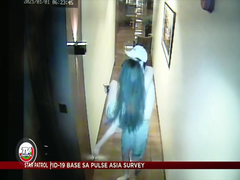 Clip: Camera hành lang hé lộ tình tiết về thời điểm tử vong của nữ tiếp viên hàng không Philippines, Christine Dacera - Ảnh 2.