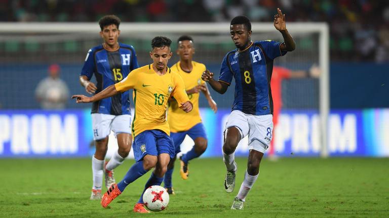 NÓNG: TP.HCM chiêu mộ thần đồng Brazil từng được Real, M.U săn đón - Ảnh 2.