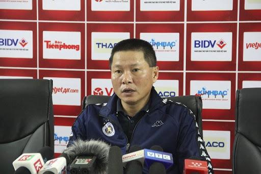 HLV Chu Đình Nghiêm khẳng định Đình Trọng vẫn chưa đạt 100% phong độ.