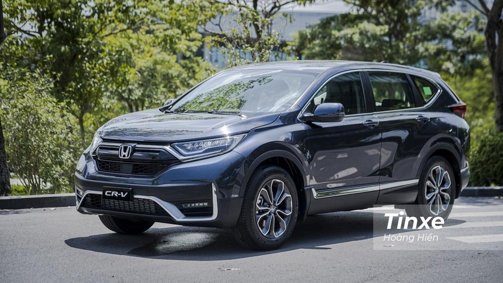 """Đại lý Honda CR-V giảm tiền mặt 80 triệu đồng, khách hàng """"khó cưỡng"""" - Ảnh 1."""