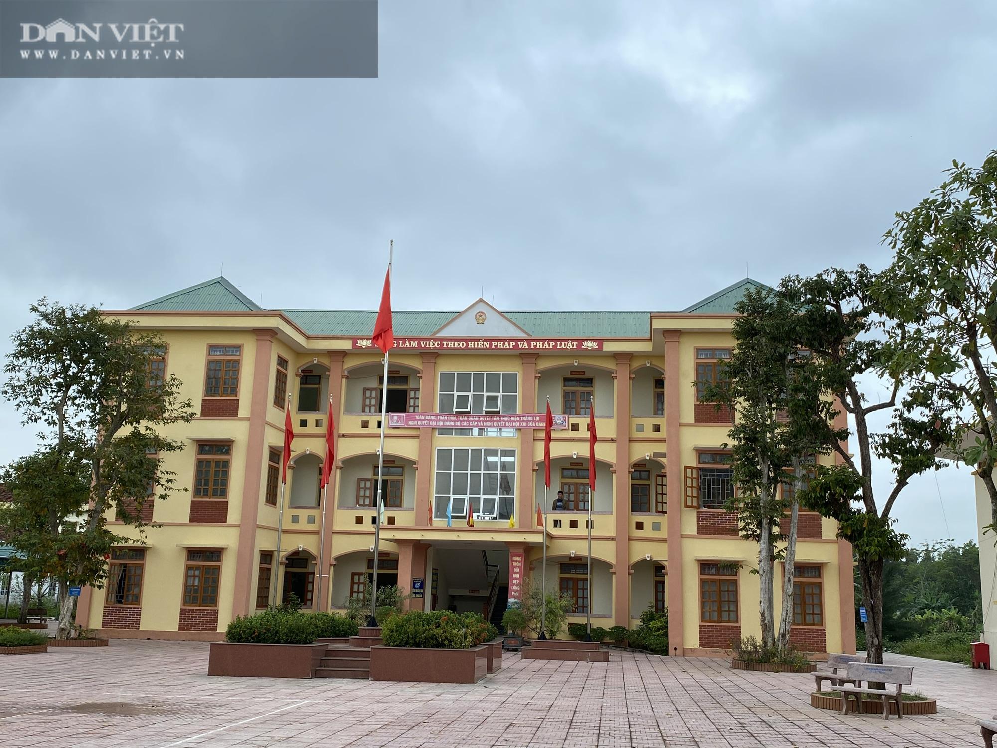 """Bí thư Đảng ủy xã Diễn Hùng (Diễn Châu, Nghệ An): """"Dính nhiều sai phạm"""" vẫn đương chức - Ảnh 1."""