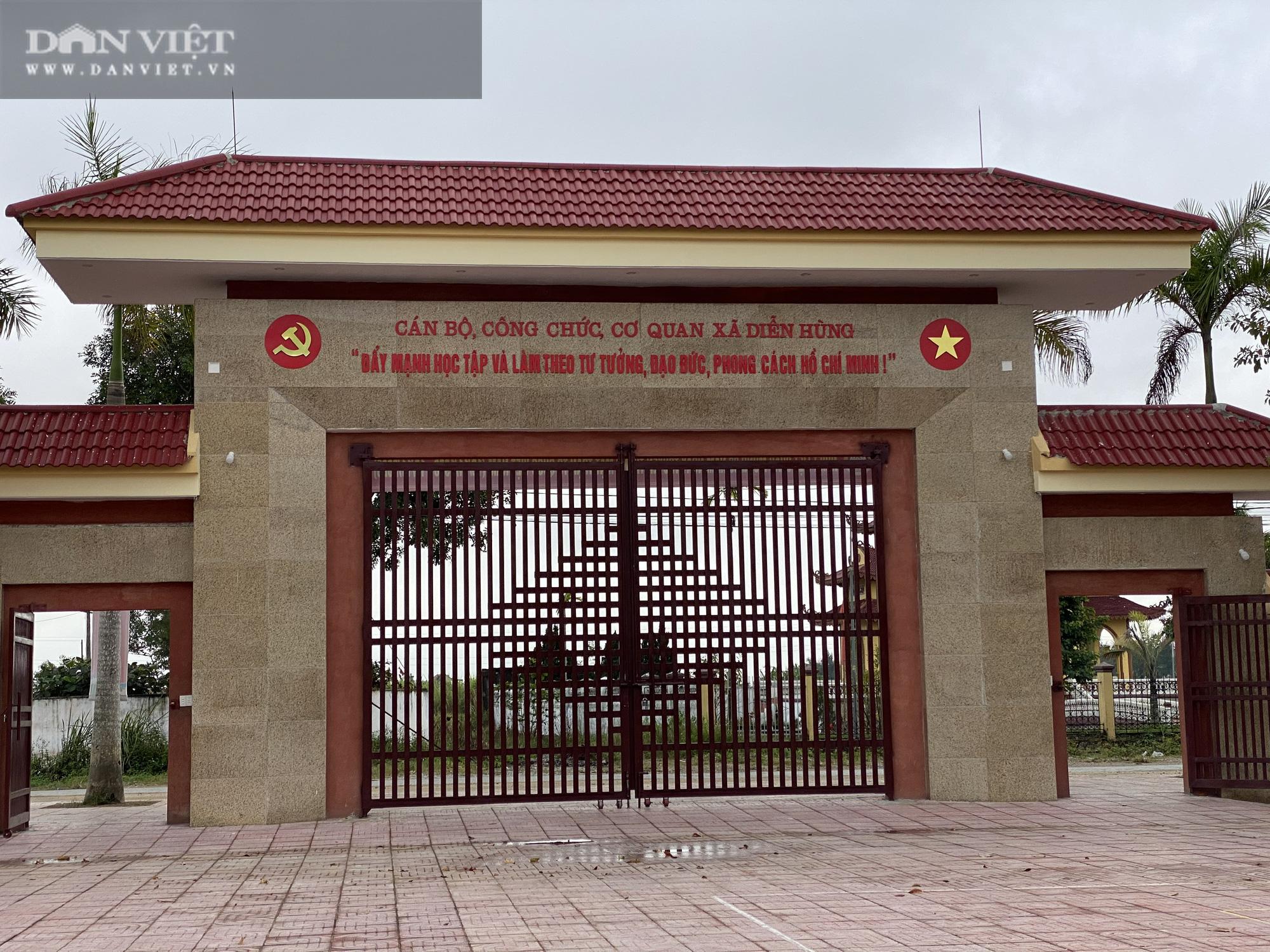 """Bí thư Đảng ủy xã Diễn Hùng (Diễn Châu, Nghệ An): """"Dính nhiều sai phạm"""" vẫn đương chức - Ảnh 5."""