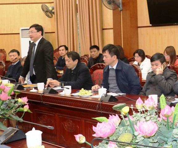 Thanh Hóa sẽ có trung tâm logistics với mức đầu tư 6.000 tỷ đồng - Ảnh 1.