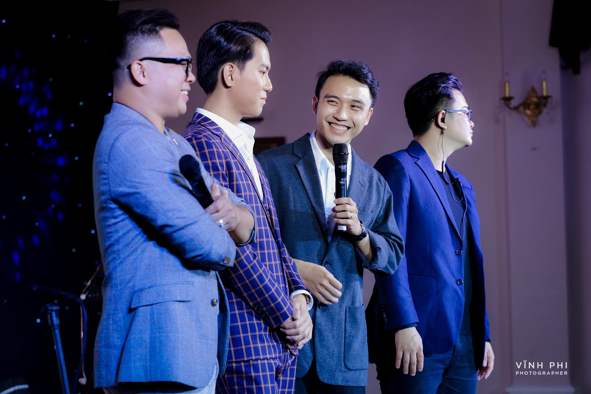 """Nam ca sĩ được ví như """"Hoài Lâm thứ hai"""" được Nguyễn Minh Cường phát hiện là ai? - Ảnh 2."""