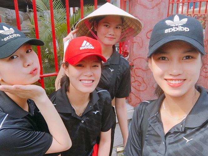 """4 mỹ nhân bóng chuyền Việt """"bỏ cuộc chơi"""", rẽ hướng sang showbiz - Ảnh 5."""