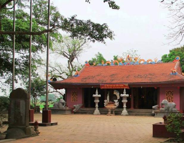 Thanh Hóa: Huyện Hà Trung không tổ chức lễ khai ấn đền Trần dịp Tết Tân Sửu 2021 - Ảnh 1.