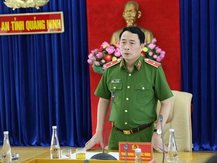 Chân dung 6 tướng Công an trúng cử Ban Chấp hành Trung ương khóa XIII - Ảnh 5.