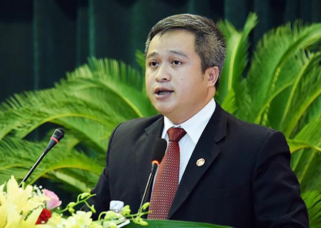 Chủ tịch tỉnh 45 tuổi được bầu Ủy viên Ủy ban Kiểm tra Trung ương - Ảnh 1.
